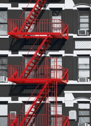 Fire Escape 00432