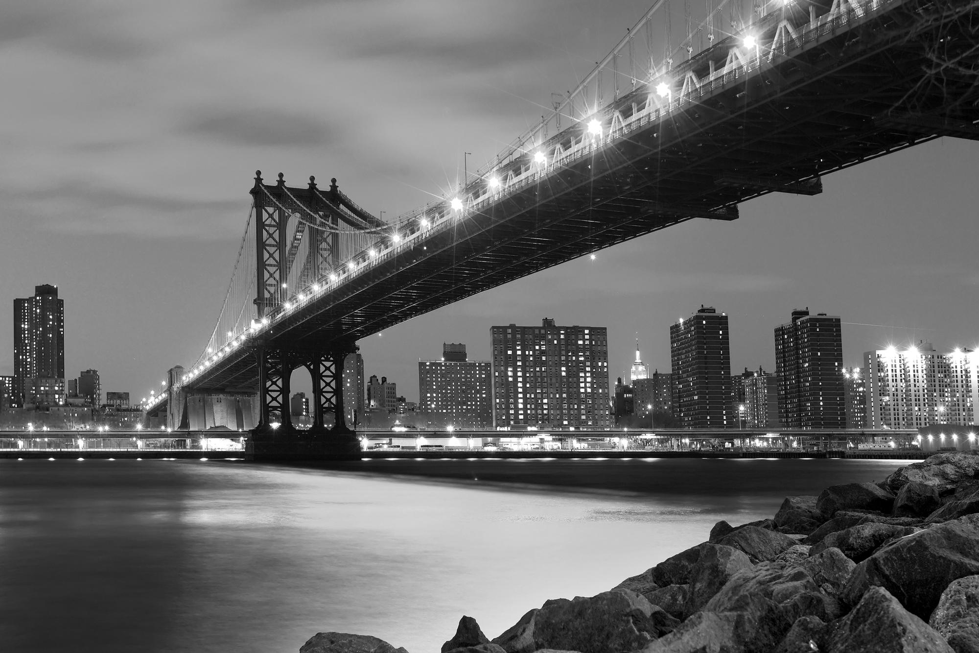 город фото черно белые мостовая опубликовал